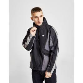 Ellesse Mannio Colour Block Hooded Jacket - Only at JD, Negro