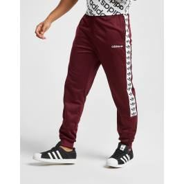 Donde comprar adidas Originals pantalón de chándal Tape Poly - Only at JD, Maroon/White