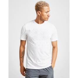 Under Armour Big Logo T-Shirt, Blanco Camisetas Y Camisetas Tirantes