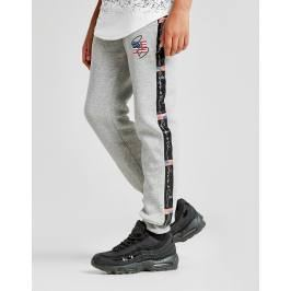 Supply & Demand USA Track Pants Junior - Only at JD, Gris Pantalones De Chándal Y Vaqueros