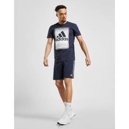 Donde comprar adidas Fadebox Badge of Sport Shorts, Azul