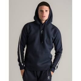 Gym King Newton Tape Overhead Hoodie - Only at JD, Azul