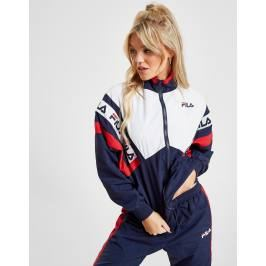 Fila Tape Colour Block Woven Track Top - Only at JD, Azul Productos más vendidos
